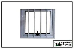 fabricação de grades de alumínio