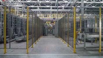 grade de proteção para máquinas