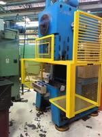 grades de proteção para máquinas industriais