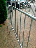 grades de proteção para eventos