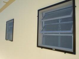 tela anti mosquito para janelas