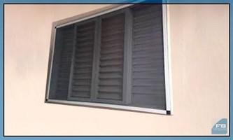 tela de proteção contra insetos
