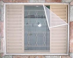 tela janela contra pernilongo