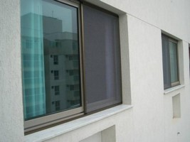 tela mosquiteira protetora insetos janelas