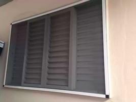 tela para mosquiteiro janela