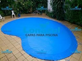 tela pvc para piscina