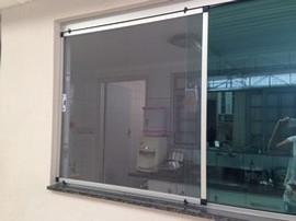 Telas mosquiteiras para janelas sp